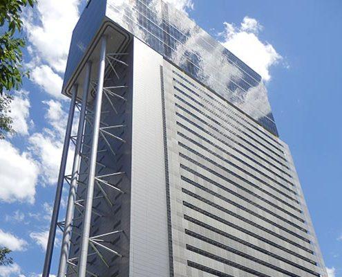 Brisbane Quarter high rise