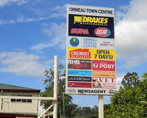 Ormeau Town Centre